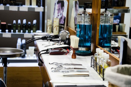 Barber shop manuel aranda