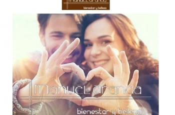 Manuel Aranda Bienestar y Belleza San Valentín